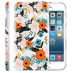 iPhone 6S Plus Case for Girls, Dimaka Retro Flower Floral... https://www.amazon.com/dp/B01LYA72YP/ref=cm_sw_r_pi_dp_x_zZD3ybAHPEQPS