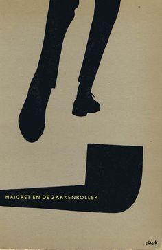 alfiusdebux:  Dick Bruna cover 1971           [source]