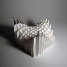 3d constructiv geometric Paper Illustration