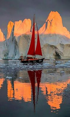 Red Sails at Sunset - valmor castro carneiro - Google+