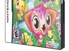 Zoobles para Nintendo DS - Activision com as melhores condições você encontra no Magazine Tradelux. Confira!