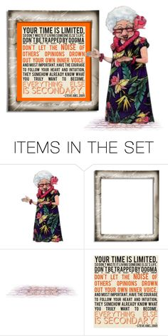 """""""Everything Else is Secondary..."""" by maryv-1 ❤ liked on Polyvore featuring art"""