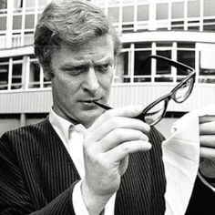 Cinema legend and King of British cool Michael Caine is the second choice in our Style Icon series. We take a look at the key aspects of Michael Caine style Esquire, Gq, Oxford Shirts, English Gentleman, Films Cinema, I Love Cinema, Star Wars, Roman Polanski, Marlon Brando