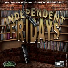 i know y'all didn't forget about independent fridays! here is the free datpiff link! http://www.datpiff.com/mixtapes-detail.php?id=489729   #CSawRecordsFam #SFRFam #BOOM! Independant Hip Hop from around the world. Hosted, mixed and mastered by Dj Chemo! BOOM!