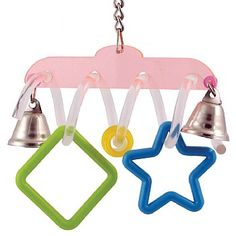 Enjoy a huge 40% off this Star Hanger Parrot Toy. Was £7.99, now £4.79.