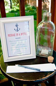 15 Nautical Baby Shower Ideas