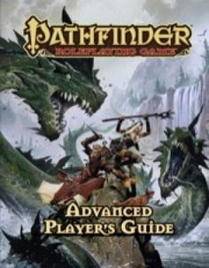 Pathfinder Roleplaying Game: Advanced Player's Guide. Take your Game to the Next Level! Explore new and uncharted depths of roleplaying with the Pathfinder RPG Advanced Player's Guide! Empower your existing characters with expanded rules for all 11 Pathfinder Roleplaying Game core classes and seven core races, or build a new one from the ground up with one of six brand-new, 20-level base classes. Whether you're designing your own monstrous helpers as an enigmatic summoner, brewing up…