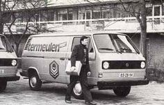 Ter Meulen Post thuisbezorging 1970. Post order bedrijf. Uitgestorven door internet. Died out post order service from a big catalogue in the Netherlands.