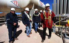 YPFB llega a Desaguadero con gas domiciliario | Radio Panamericana