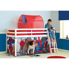 1000 images about chambre enfant spiderman on pinterest spiderman spiderman marvel and poster. Black Bedroom Furniture Sets. Home Design Ideas