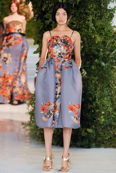 Fashion spring summer 2014 Delpozo