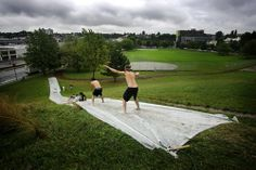 Giant Slip N Slide | giant slip n slide please