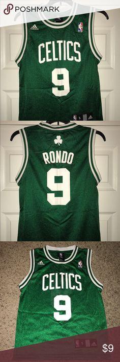 a7c8575989c Adidas Boston Celtics Basketball NBA Jersey Adidas Boston Celtics NBA  basketball jersey.. size