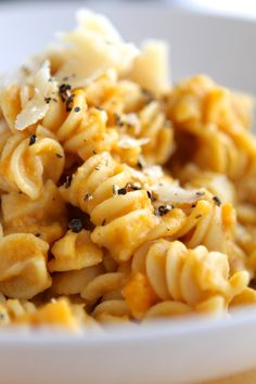 Creamy Butternut Squash Pasta Sauce...takes 30 minutes to make this velvety smooth creamy sauce! | pasta recipes, pasta meals