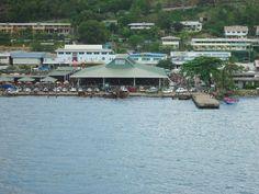 honiara market Solomon Islands, Diving, Scuba Diving