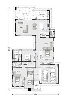 Stillwater 264, Our Designs, New South Wales Builder, GJ Gardner ...