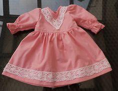 Puppenkleidung-Puppenkleid-Kleid-rosa-Schildkroetpuppe-70-cm