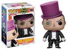 Amazon.com: Funko POP Heroes DC Heroes Penguin Action Figure: Funko Pop! Heroes:: Toys & Games