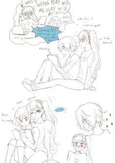 White Rose, ignore 1    god damn this is so cute