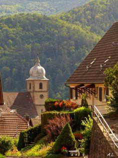 St. Amarin d'Alsace