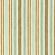 Sullivan Stripe #fabric in #aqua from the Tidewater collection. #Thibaut