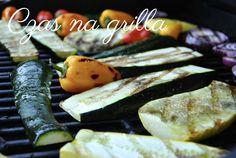 Kto ma ochotę na grilla, ten wpada na bloga. / Benefits of barbecuing on my blog.