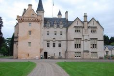 Brodie Castle, Inverness, UK...been there!