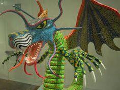 dragon de papel mache paso a paso - Buscar con Google