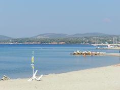 Greece, Sithonia, Nikiti beach