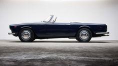 1965 Lancia Flaminia 2800 3C Convertible - 60s elegance at its best WeekendHeroes.com