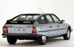 Citroën CX GTi Turbo 2