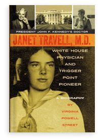 Don't know this book but fun to see a super-young Janet Travell