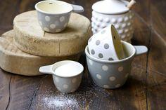Amelia Polka Dot Measuring Cups