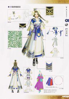 Cai Wenji - Dynasty Warriors 8