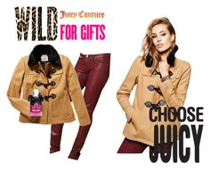"""""""Wild for Gifts with Juicy Couture"""" by ssm1562 ❤ liked on Polyvore featuring Juicy Couture"""