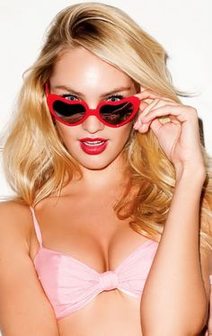 Red Heart Sunglasses <3 I have hot pink ones!!
