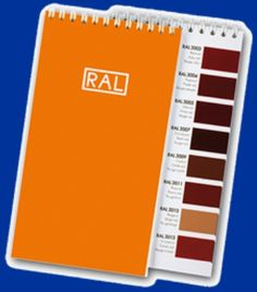 carte de couleur ral wwwcouleursralcom
