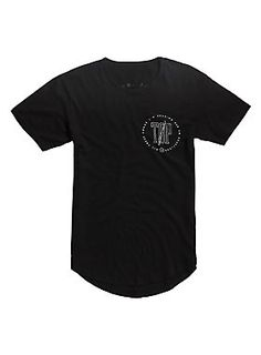 "<i>All these songs I'm hearing are so heartless<br>Don't trust a perfect person and don't trust a song that's flawless</i><br><br>Hey, Skeleton Clique, grab this tee from your favorite band, Twenty One Pilots, featuring lyrics from ""Lane Boy"" in a ring design and band logos. <br><ul><li style=""list-style-position: inside !important; list-style-type: disc !important"">Tall tee</li><li style=""list-style-position: inside !important; list-style-type: disc !important"">100% cotton</li><li…"