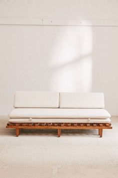 Shop Osten Convertible Daybed Sofa at Urban Outfitters today. We carry all the latest styles, colors and brands for you to choose from right here.need a diy version on wheels: Osten Convertible Daybed SofaUrban Outfitters Is Calling It: These 3 Trends Wil Cheap Furniture, Furniture Projects, Table Furniture, Luxury Furniture, Bedroom Furniture, Furniture Design, Diy Projects, Furniture Removal, Furniture Websites