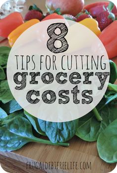 Want to get in control of your grocery budget? 8 strategies to cut costs at the supermarket