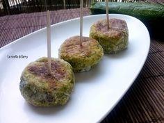 Polpette di zucchine al forno - Ricetta Leggera