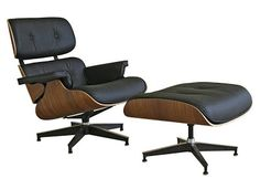 Eames lounge chair-Charles ve Ray Eames