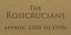 Rosicrucians were known for their values and deep love of rituals, symbols & alchemy, read more on the history and ultimate downfall of a group of people dedicated to living the value of Brotherhood and true equality. Deep Love, Alchemy, Inspire Me, Equality, Read More, Wisdom, Symbols, Group, History