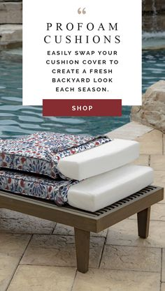 Outdoor Dining Furniture, Outdoor Rooms, Outdoor Decor, Outdoor Living, Lakeside Living, Patio Chair Cushions, Outdoor Cushions, Patio Kitchen, Kitchen Island