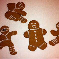 Attack of the Ninja Bread Men!