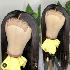 lace front wigs black Natural Color African American Hairstyles For Ro – davidwigs Angled Bob Haircuts, Haircuts For Long Hair, Long Hair Cuts, Haircut Long, Short Hair, Quick Weave Hairstyles, Wig Hairstyles, Straight Hairstyles, Winter Hairstyles