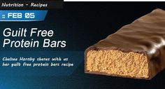 Guilt Free #proteinbar #recipe  #fitness #nutriiton Protein Bar Recipes, Protein Bars, Guilt Free, Banana Bread, Nutrition, Fitness, Desserts, Food, Quest Protein Bars