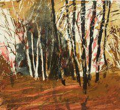 Donald Teskey, Print No. 1 #tree #art