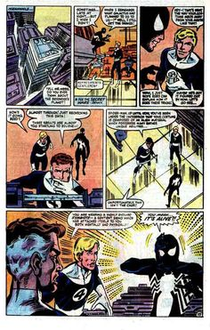 Spider-Man learns that his costume is ALIVE - Amazing Spider-Man 252