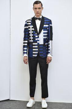David Hart Menswear Spring Summer 2016 New York Primavera Verano - #Menswear #Trends #Tendencias #Mosa Hombre - N.F.